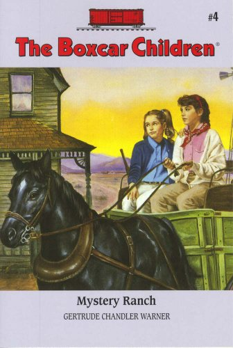 Mystery Ranch   1989 (Reprint) edition cover