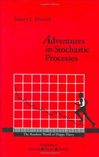 Adventures in Stochastic Processes   2002 edition cover
