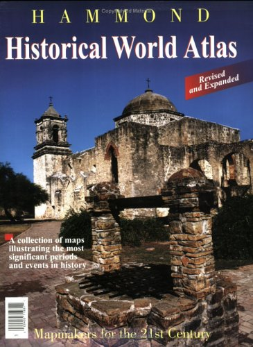 Historical Atlas of the World 5th 2000 (Revised) 9780843713916 Front Cover