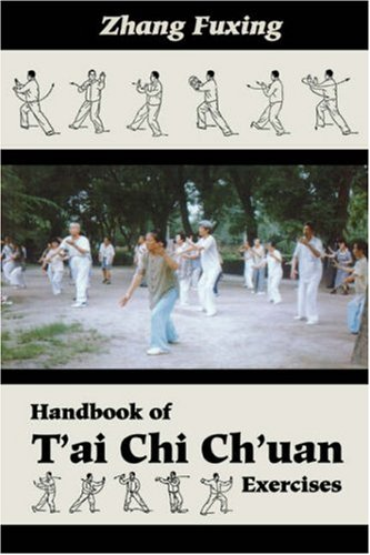 Handbook of T'ai Chi Ch'Uan Exercises  N/A 9780877288916 Front Cover