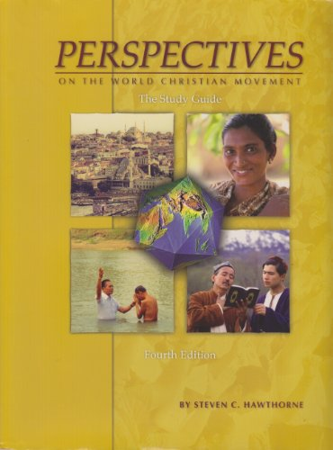 Perspectives on the World Christian Movement Study Guide  2009 edition cover