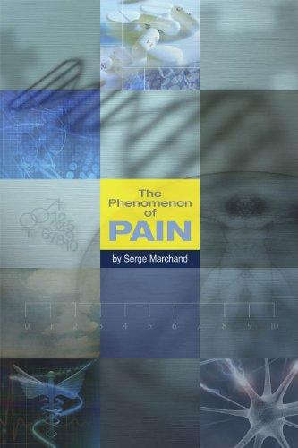 Phenomenon of Pain   2012 edition cover