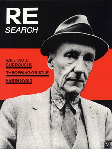 William Burroughs, Brion Gysin, Throbbing Gristle   1982 9780965046916 Front Cover