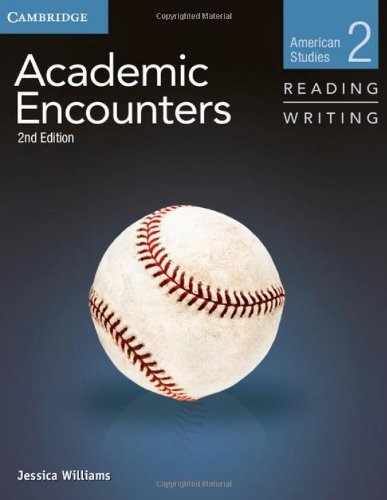 ACADEMIC ENCOUNTERS LEVEL 2 STUDENT'S BOOK READING AND WRITING 2ND EDITION  2nd 2013 edition cover