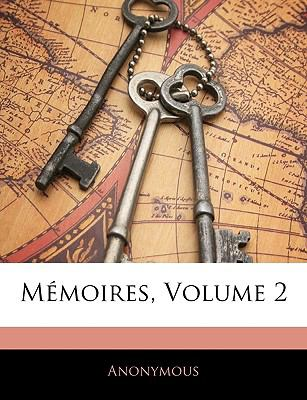 M�moires  N/A edition cover