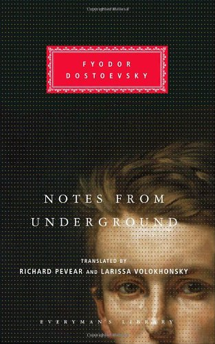 Notes from Underground   2004 edition cover
