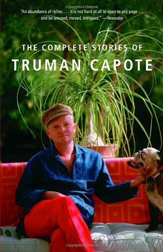 Complete Stories of Truman Capote  N/A edition cover