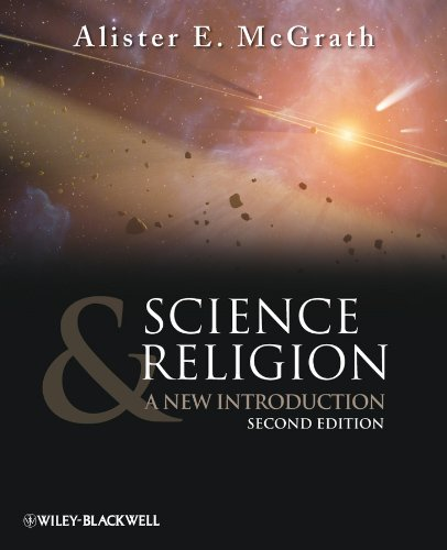 Science and Religion A New Introduction 2nd 2010 9781405187916 Front Cover