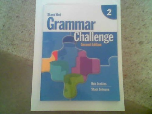 Stand Out 2 Grammar Challenge  2nd 2009 edition cover