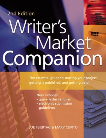 Writer's Market Companion  2nd 2004 edition cover