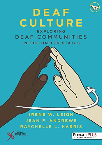 Deaf Culture   2017 9781597567916 Front Cover