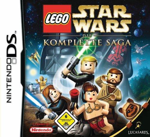 Lego Star Wars - Die komplette Saga Nintendo DS artwork