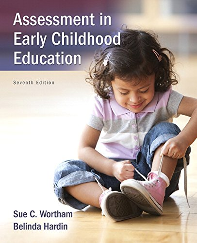 Assessment in Early Childhood Education:   2015 edition cover