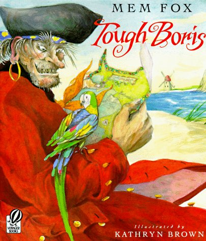 Tough Boris   1994 9780152018917 Front Cover