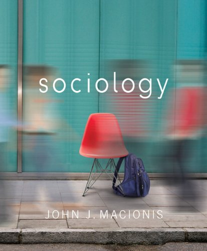 Sociology (Paperback Version)  14th 2012 (Revised) edition cover