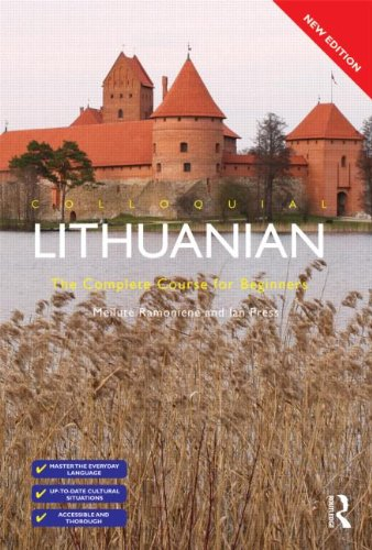Lithuanian The Complete Course for Beginners 2nd 2010 (Revised) edition cover