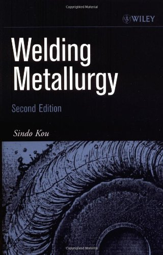 Welding Metallurgy  2nd 2003 (Revised) edition cover