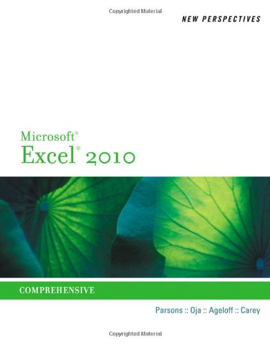 Microsoft� Office� Excel 2010   2011 edition cover