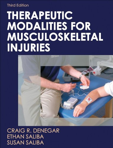 Therapeutic Modalities for Musculoskeletal Injuries  3rd 2010 edition cover