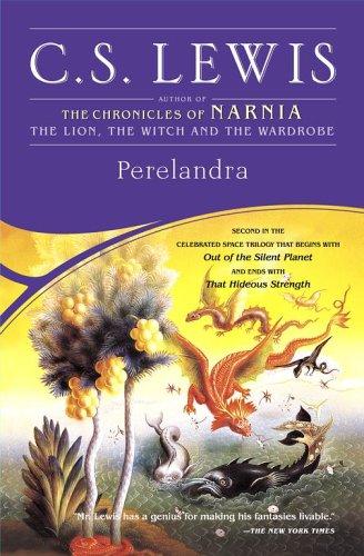 Perelandra   1944 edition cover