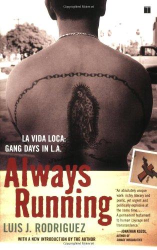 Always Running La Vida Loca - Gang Days in L. A.  2005 edition cover