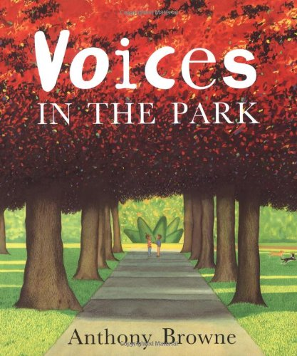 Voices in the Park  N/A edition cover