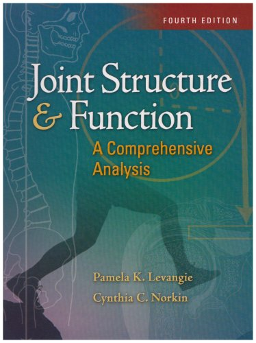 Joint Structure and Function A Comprehensive Analysis 4th 2005 (Revised) edition cover
