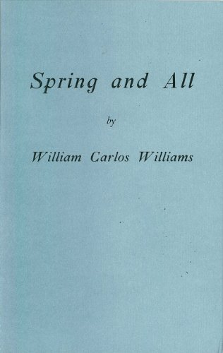 Spring and All   2010 edition cover