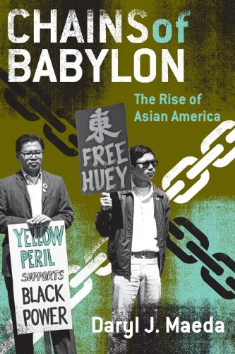 Chains of Babylon The Rise of Asian America  2009 edition cover