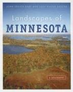 Landscapes of Minnesota A Geography  2008 edition cover