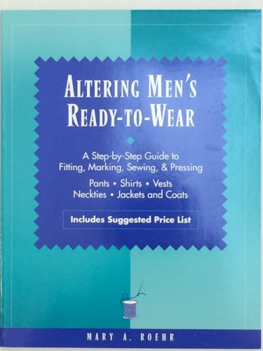 Altering Men's Ready-to-Wear N/A edition cover