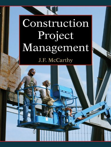Construction Project Management A Managerial Approach  2010 edition cover