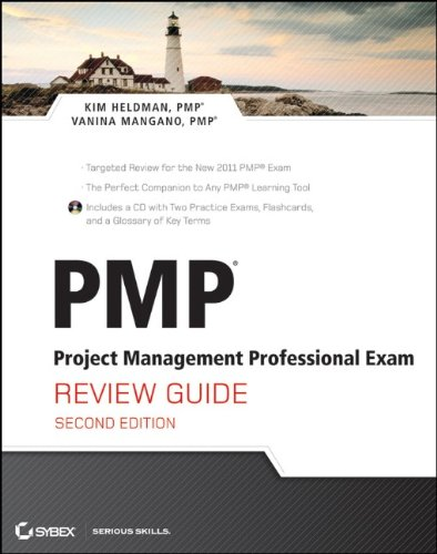 PMP Project Management Professional Exam Review Guide 2nd 2011 9781118093917 Front Cover