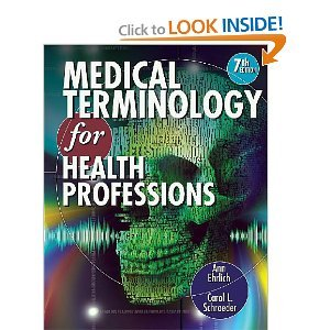 Bundle: Medical Terminology for Health Professions with Studyware CD-ROM, 7E + WebTutor? Advantage on Blackboard� Printed Access Card Medical Terminology for Health Professions with Studyware CD-ROM, 7E + WebTutor? Advantage on Blackboard� Printed Access Card 7th edition cover