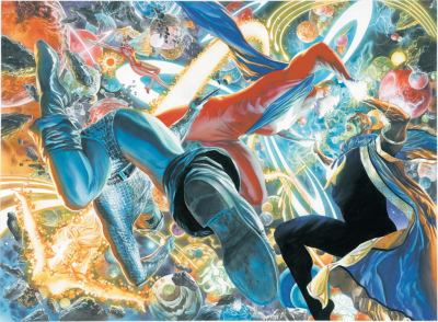 Astro City - Shining Stars  N/A 9781401229917 Front Cover
