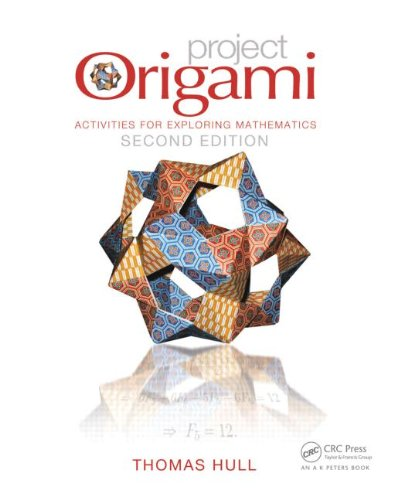 Project Origami Activities for Exploring Mathematics 2nd 2013 (Revised) edition cover