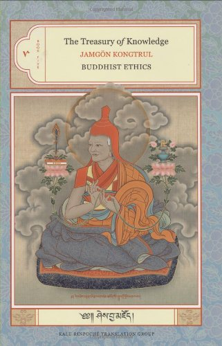 Treasury of Knowledge: Book Five Buddhist Ethics  2003 9781559391917 Front Cover
