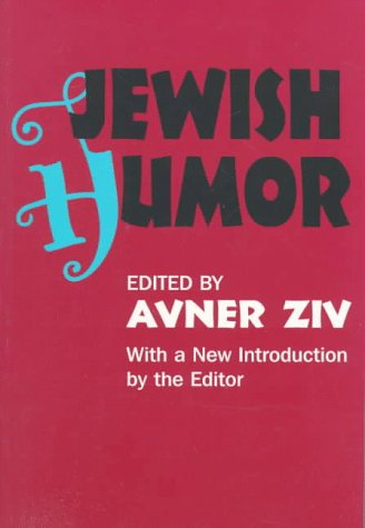 Jewish Humor  N/A edition cover