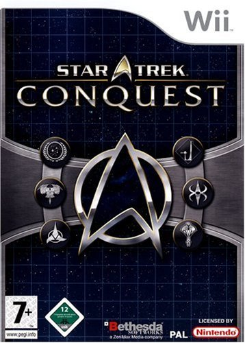 Star Trek: Conquest (Wii) Multilingual Nintendo Wii artwork