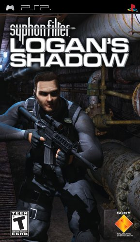 Syphon Filter: Logan's Shadow - Sony PSP Sony PSP artwork