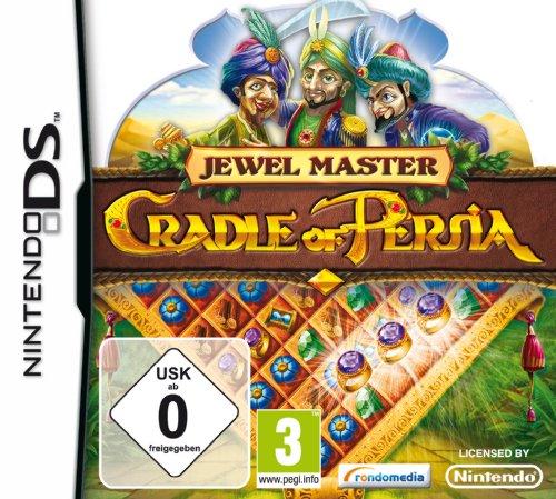 CRADLE OF PERSIA Nintendo DS artwork