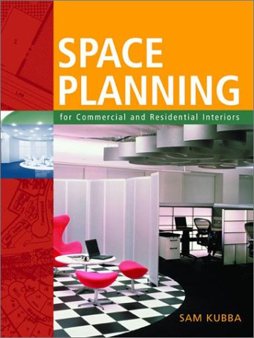Space Planning for Commercial and Residential Interiors   2003 9780071381918 Front Cover