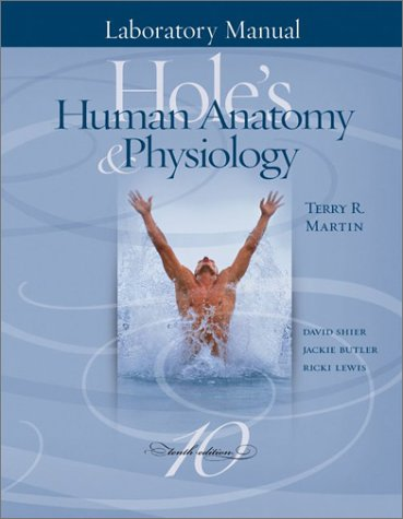 Human Anatomy and Physiology  10th 2004 (Revised) 9780072438918 Front Cover