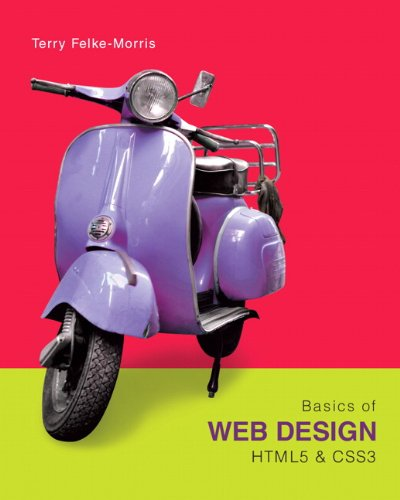 Basics of Web Design HTML5 and CSS3 2nd 2014 edition cover
