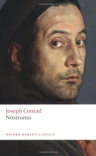 Nostromo  2nd 2009 edition cover