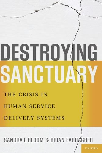 Destroying Sanctuary The Crisis in Human Service Delivery Systems  2013 edition cover