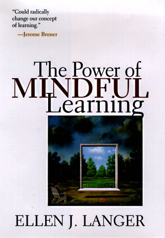 Power of Mindful Learning  N/A edition cover