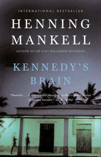 Kennedy's Brain   2008 edition cover