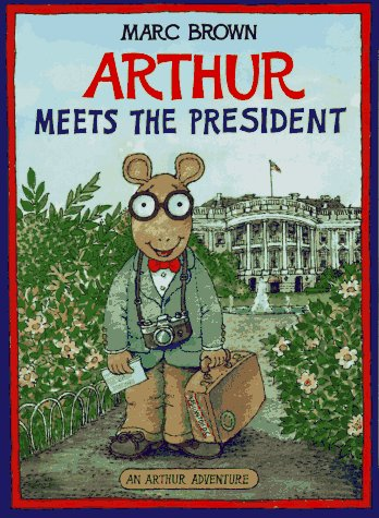 Arthur Meets the President  N/A edition cover