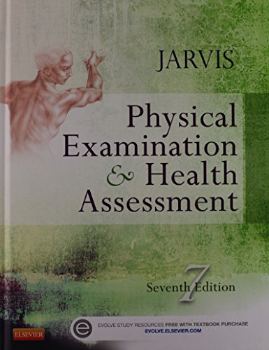 Physical Examination and Health Assessment + Physical Examination and Health Assessment Online Video:   2015 edition cover